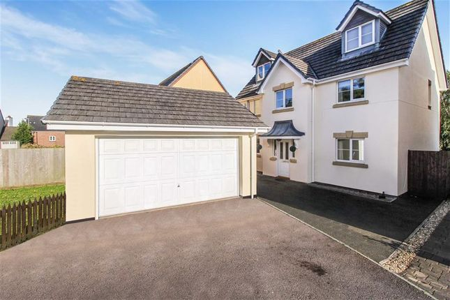 Thumbnail Detached house for sale in Goodwood Park Road, Northam, Bideford
