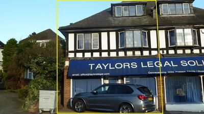 Thumbnail Office for sale in 184 Manor Road, Chigwell, Chigwell, Essex