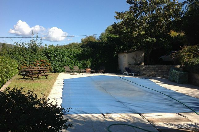 France Pool Area Covered