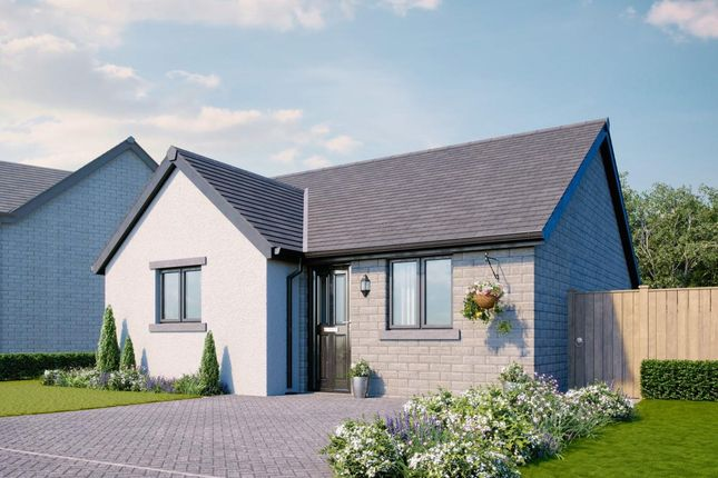 Thumbnail Detached bungalow for sale in Sir John Barrow Way, Ulverston