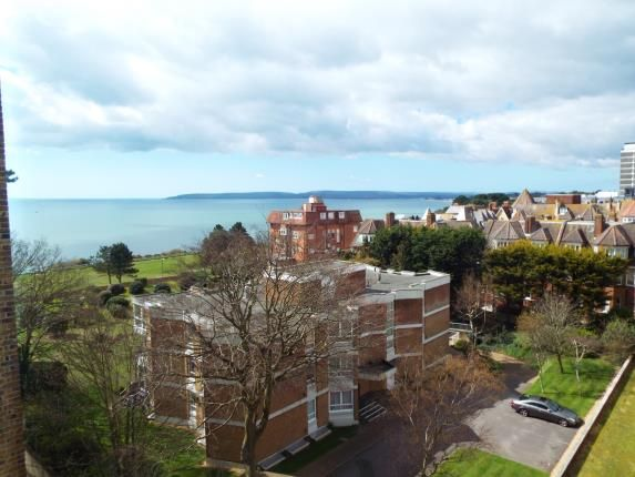 Thumbnail Flat for sale in 14 West Cliff Road, Bournemouth, Dorset