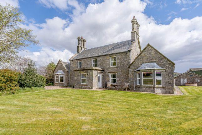 Thumbnail Detached house for sale in Kinnesswood, Kinross
