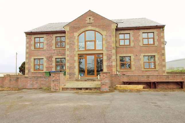 Thumbnail Detached house for sale in Silloth, Wigton