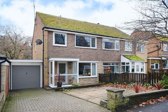 Thumbnail Semi-detached house for sale in Totley Brook Road, Dore, Sheffield