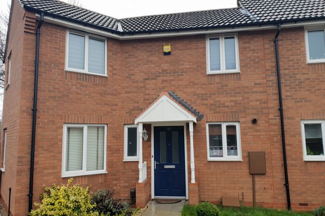 Thumbnail Semi-detached house to rent in Dunire Close, Beaumont Leys, Leicester