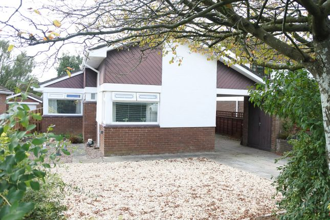 Thumbnail Detached bungalow for sale in The Willows, Undy