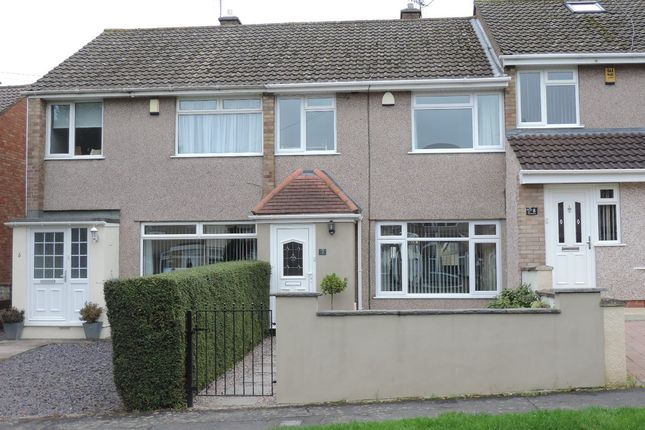 3 bed end terrace house for sale in Claydon Green, Whitchurch, Bristol