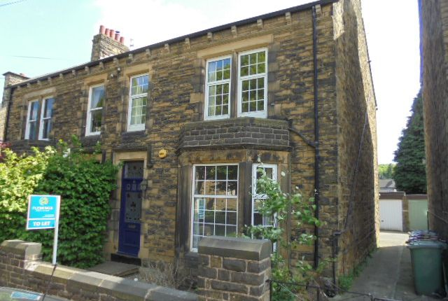 Thumbnail Semi-detached house to rent in Crawshaw Avenue, Pudsey