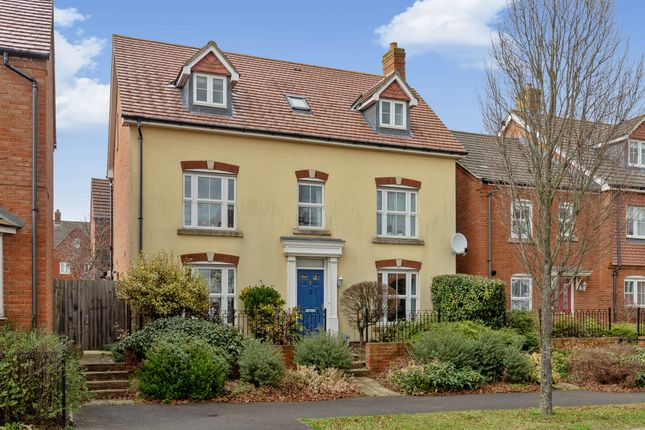 Thumbnail Detached house for sale in Violet Way, Bridgefield, Ashford