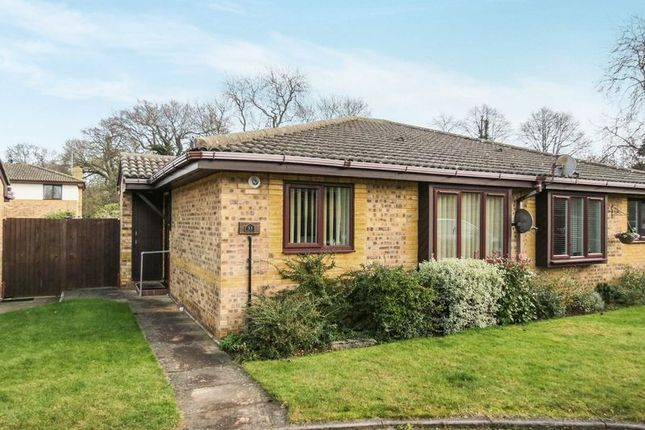 Thumbnail Semi-detached bungalow for sale in Five Arches, Orton Wistow, Peterborough