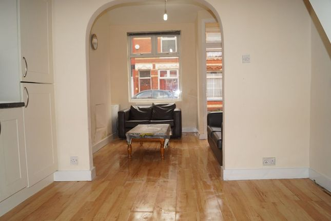 Thumbnail Terraced house to rent in Grasmere Street, Longsight