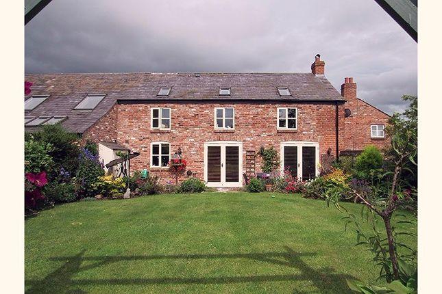 Thumbnail Barn conversion for sale in Stringers Lane, Rossett