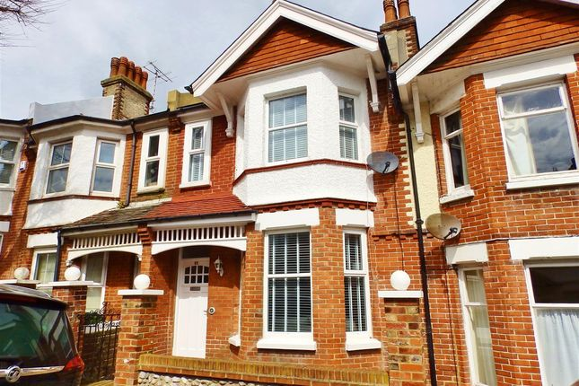 Thumbnail Terraced house for sale in Greys Road, Eastbourne