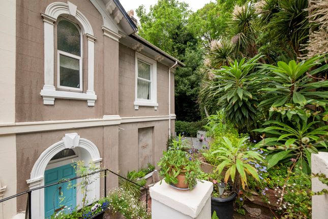 Thumbnail Maisonette for sale in St. Marychurch Road, Torquay