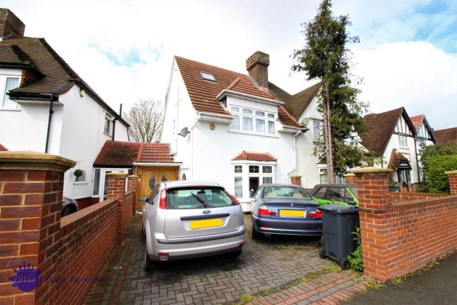 Thumbnail Semi-detached house for sale in North Hyde Lane, Hounslow