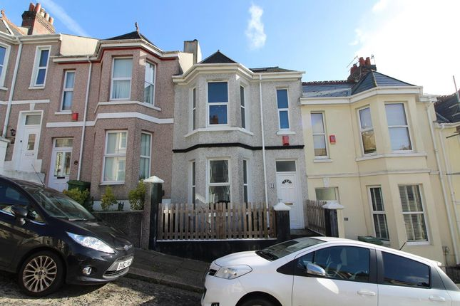 Front Elevation of Turret Grove, Mannamead, Plymouth PL4