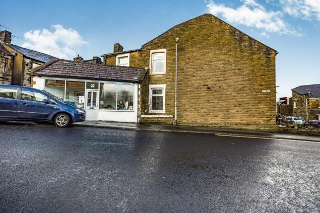 Thumbnail End terrace house for sale in Newton Street, Burnley, Lancashire