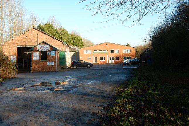 Thumbnail Light industrial for sale in Beckford, Tewkesbury