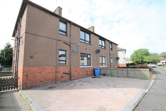Thumbnail Flat for sale in Cardross Crescent, Broxburn