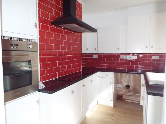 Kitchen of Vicarage Hill, Rhostyllen, Wrexham, Wrecsam LL14