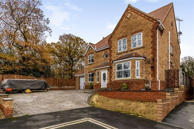 Thumbnail Detached house for sale in Fircroft Court, Loftus, Saltburn-By-The-Sea, North Yorkshire
