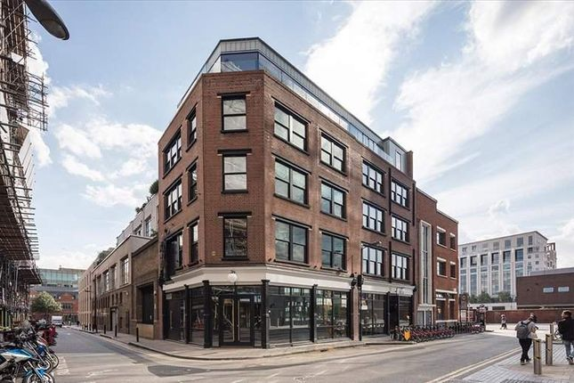 Thumbnail Office to let in Crinan Street, London