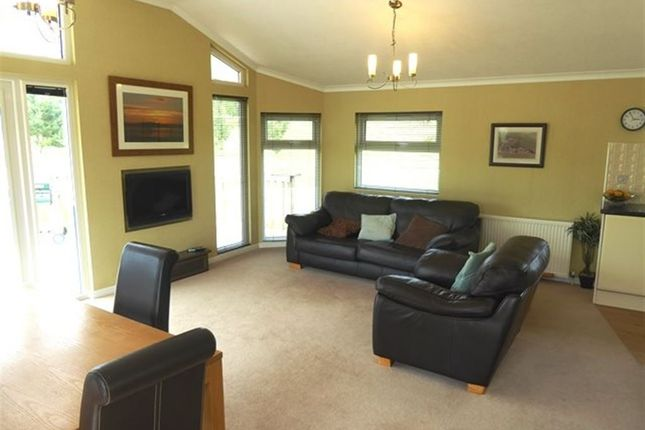 Thumbnail Bungalow to rent in Doewood Lodge, Aldingham, Ulverston