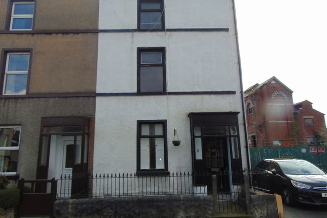 Thumbnail End terrace house to rent in Hart Street, Ulverston