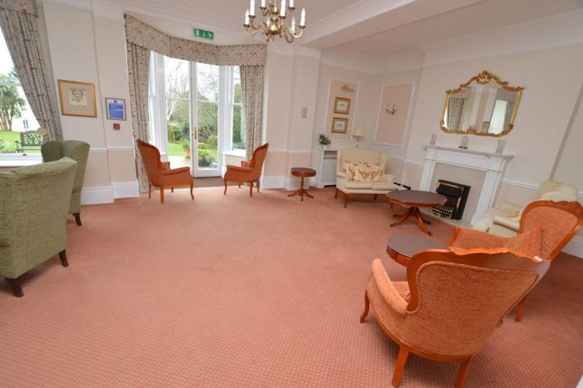 Residents Lounge of Mowbray Court, Butts Road, Exeter, Devon EX2