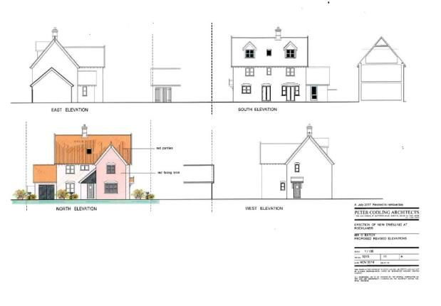 Thumbnail Detached house for sale in Chapel Street, Rockland St. Peter, Attleborough