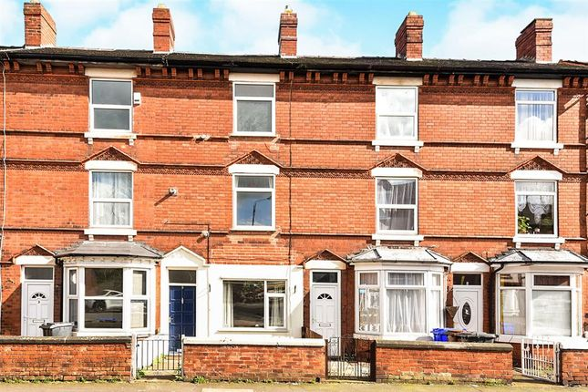 Thumbnail Terraced house to rent in Lord Haddon Road, Derby