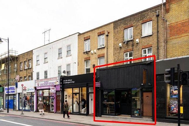 Thumbnail Pub/bar to let in Stoke Newington High Street, London