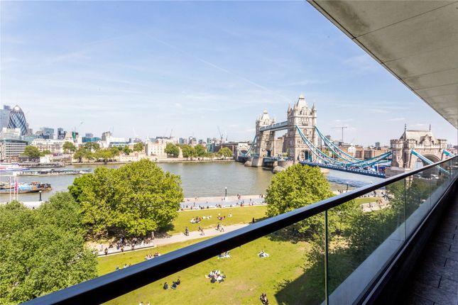 Thumbnail Flat for sale in Blenheim House, One Tower Bridge, Shad Thames, London
