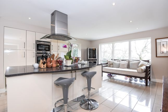 Thumbnail Detached house to rent in Church View, Rockfield Road, Oxted, Surrey