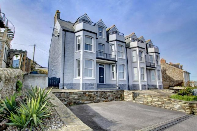 Thumbnail Semi-detached house for sale in Tywarnhayle Road, Perranporth, Cornwall