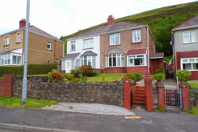 Thumbnail Semi-detached house to rent in Lletty Harri, Pen Y Cae, Port Talbot