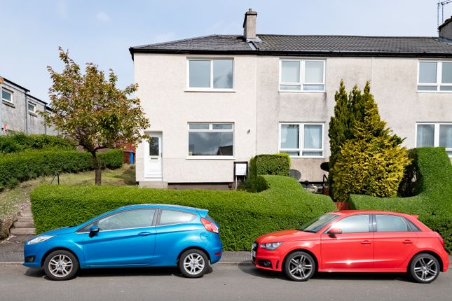 Thumbnail 2 bedroom end terrace house for sale in Old Inverkip Road, Greenock Inverclyde