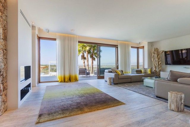 Living Room of Spain, Mallorca, Palma De Mallorca, Son Gual