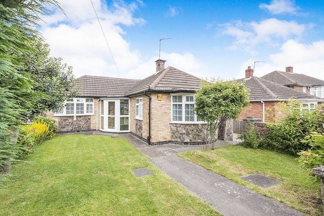 Thumbnail Bungalow to rent in Park Road, Loughborough