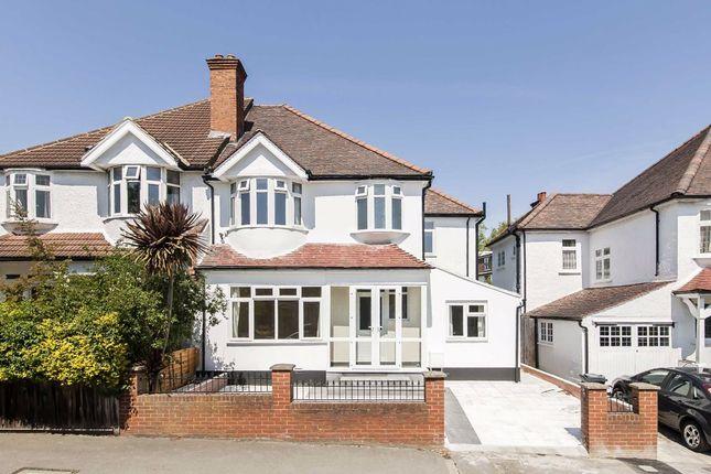 Thumbnail Property to rent in Rosedene Avenue, London