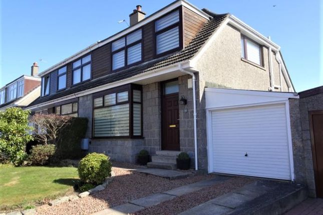 3 bed semi-detached house to rent in Craigiebuckler Drive, Hazlehead, Aberdeen AB15