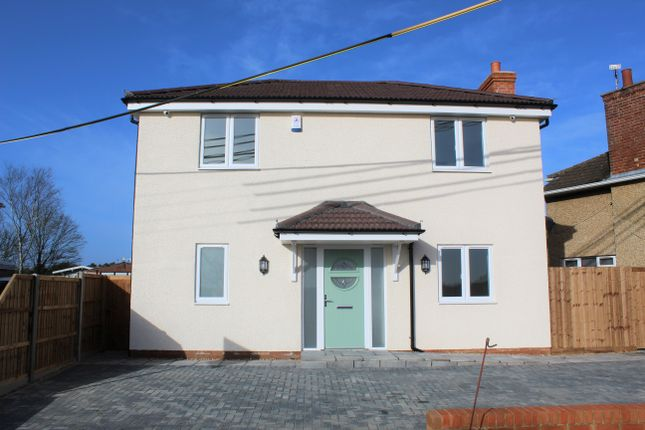Thumbnail Detached house for sale in Sutton Cross Roads, Biggleswade Road, Sutton, Sandy