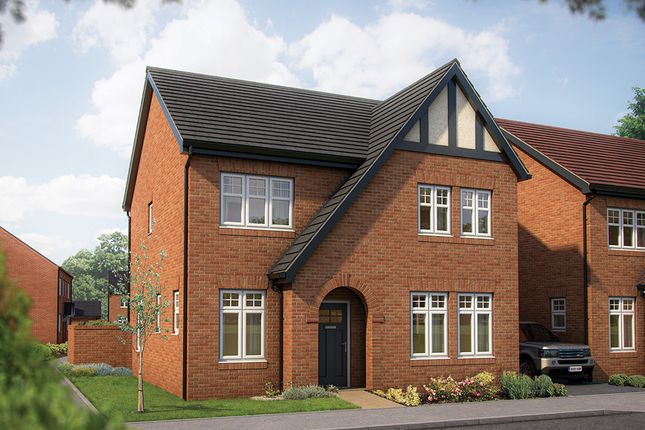 """Thumbnail Detached house for sale in """"The Aspen"""" at Tewkesbury Road, Twigworth, Gloucester"""