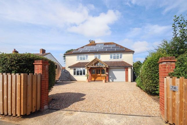 5 bed detached house for sale in New Street, Ash, Canterbury CT3