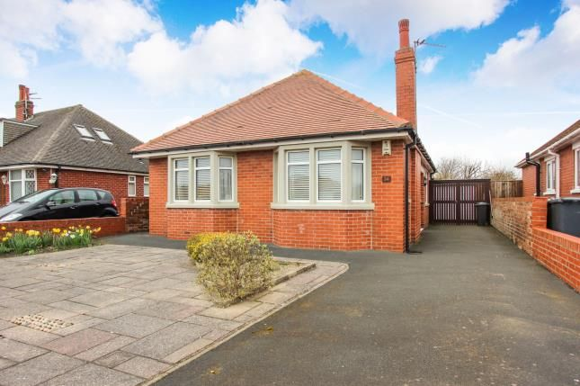 Thumbnail Bungalow for sale in St. Patricks Road North, Lytham St. Annes, Lancashire
