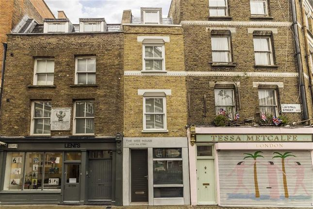 Thumbnail Terraced house to rent in Laystall Street, London