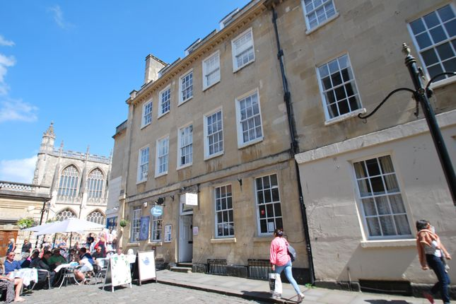 Thumbnail Flat to rent in Abbey Street, Bath
