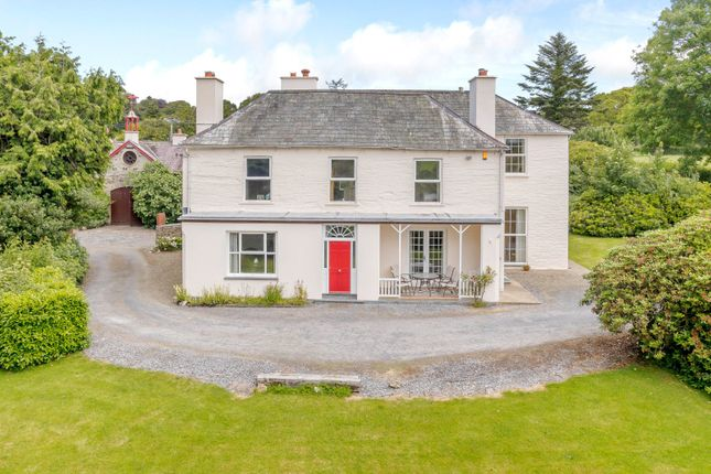 Thumbnail Detached house for sale in Llechryd, Nr Cardigan, Ceredigion