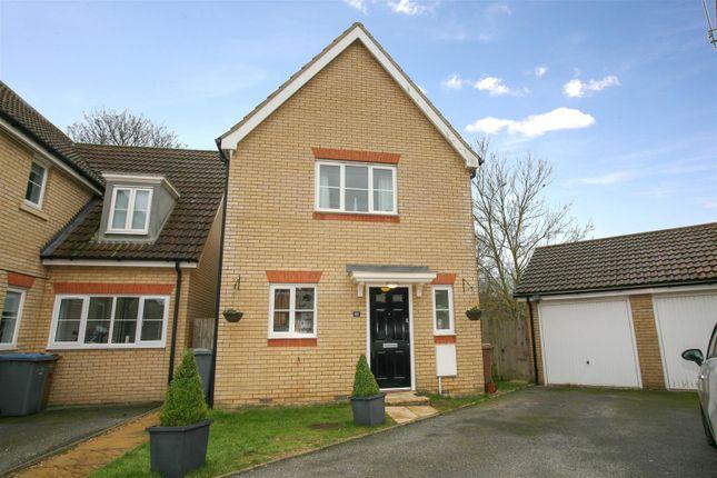 Thumbnail Detached house for sale in Sapling Close, Rendlesham, Woodbridge