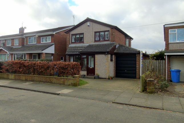 3 bed detached house for sale in Heathfield, Morpeth